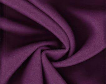Designtex Upholstery Fabric Pigment Peony Purple Wool 2711-612 - 6.875 yards - DX5
