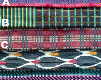 Hand Woven Cotton Bedspreads, Reversible