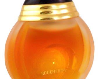 Vintage 1980s Boucheron by Boucheron 10 ml Pure Parfum Extrait Splash ORIGINAL FORMULA PERFUME