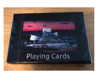 Rock N Roll Hall of Fame Playing Cards (New-Never Opened)