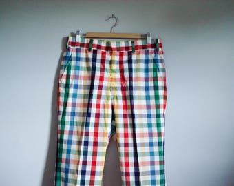 Vintage gentleman's trousers - Izod