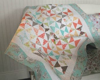 Baby Quilt, Baby Shower Gift