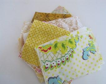 5.4 oz Yellow designer scrap bag