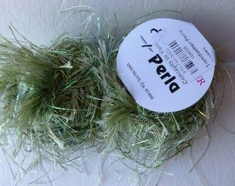 Sale Celery #71 Perla  by Trendsetter Yarns