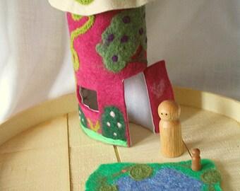 Toy Fairy House