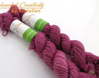 Red Red Wine -  Colourful Smooth Sock Kitten