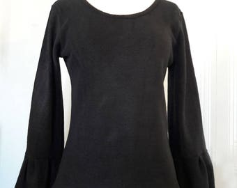 Maria black sweater