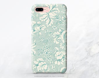 iPhone 8 Case iPhone X Case iPhone 7 Case iPhone 7 Plus Vintage Floral iPhone 6s Case iPhone SE Case Galaxy S8 Case Galaxy S8 Plus Case V12