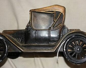 Antique car bank