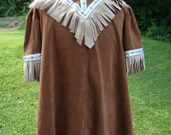 Costume Girl's Native American Indian Child Size