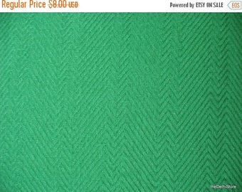 Flat 40% off Pure Cotton Woven Herringbone Fabric Sold by Yard