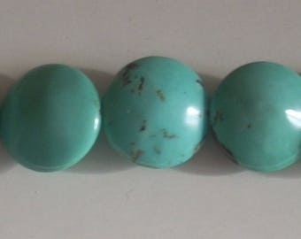 20mmx5 carnelian round bead