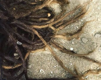 Luxury human hair dreadlock extensions (25)