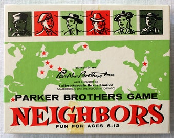 Neighbors Multi-Language Card Game