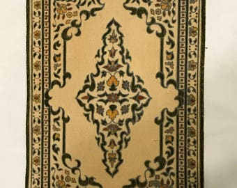 """Dollhouse Miniature 1"""" Scale PrettiPoint Rug (SP)"""