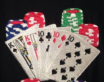 Full House Poker shirt