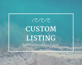 Custom Listing for thewoodpalette