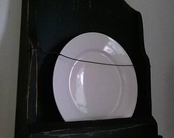 Plate Holder /primiitve / hanging plate holder