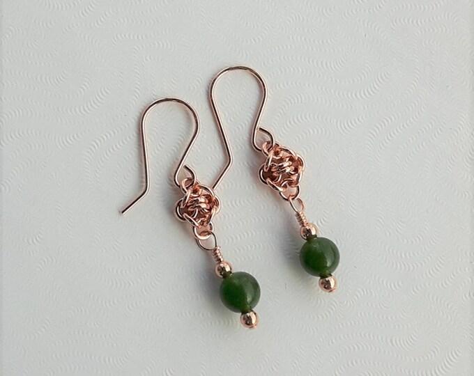 Evergreen Earrings (Hook Style)