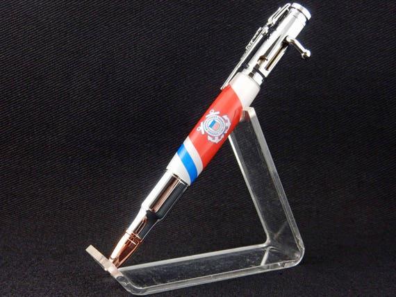 US Coast Guard Bolt Action Pen