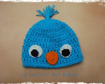 """made to order"" baby chick Hat"