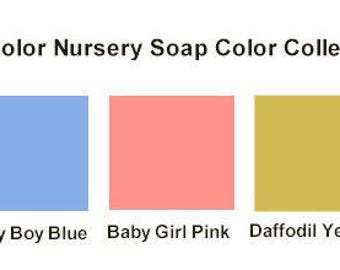 1/2 ounce Tru Colors Nursery Soap Color Collection - Entire Collection