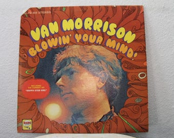 "Van Morrison - ""Blowin' Your Mind"" vinyl record"