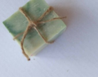 Eucalyptus Soap is a  refreshing, uplifting scented soap bar. Whether you need an eye-opener out a quick pick-me-up this is what you need.