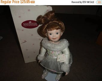 50% OFF The Ashton-Drake Galleries My Little Ballerina Series 1994 in box