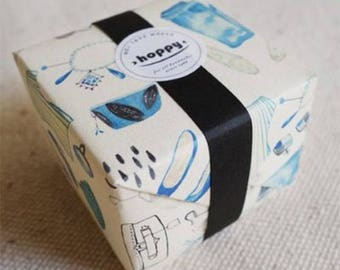 Hoppy Mini Box Map Series 4713077970843 Clothes 2