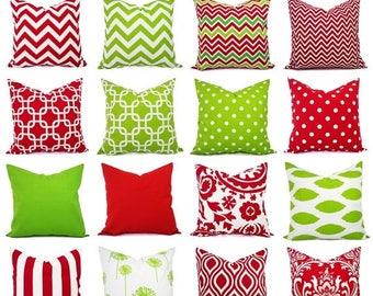 Christmas Pillow Covers: Christmas pillow covers   Etsy,