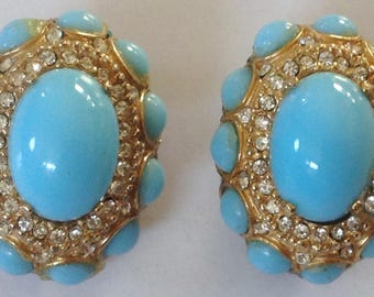 Kenneth Jay Lane, KJL, Earrings