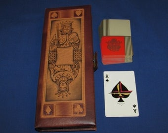 BROWN AND BIGELOW Playing Cards 1945 E Pluribus Unum