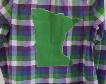 MN - Upcycled Shirt