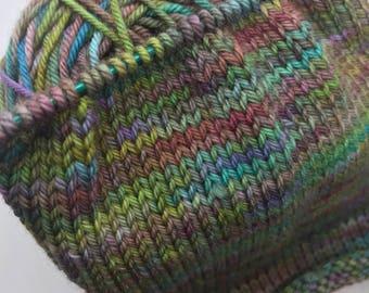 Stained Glass Hand Painted 100% Merino Wool Hand Dyed Wool stumptownyarn