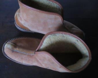 llbean camp shoes