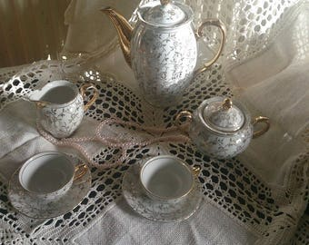 Bavaria Mocca/Espresso tea service for 2 persons
