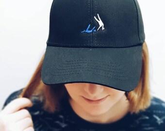 Jiu jitsu / Embroidered Dad Cap / Dad hat / Baseball Cap / Baseball Hat / Dad cap / Tumblr Hat / Embroider Hat / Cap / Hat / MMA Hat