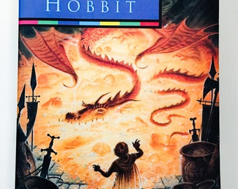 The Hobbit / J.R.R Tolkien / 1998 / J.R.R. Tolkien / Vintage and Collectable