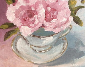 Double Blossoms - original