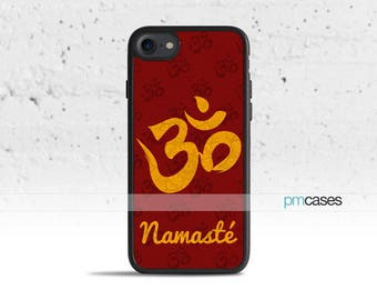 Namaste Case Cover for Apple iPod Touch & iPhone 4/4s/5/5s/5c/6/6s/7/Plus/SE