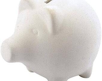 Stand to decorate ceramic - pig piggy bank