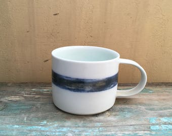 blue-and-white porcelain coffee cup #5