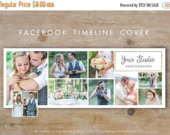 ON SALE Facebook Timeline Cover - timeline cover template - Facebook Wedding Photography Timeline Cover - timeline template