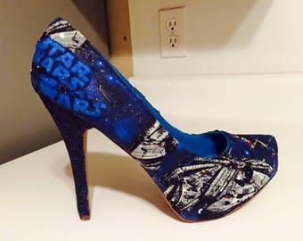 Star War high heels!