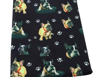 sweet puppy fabric