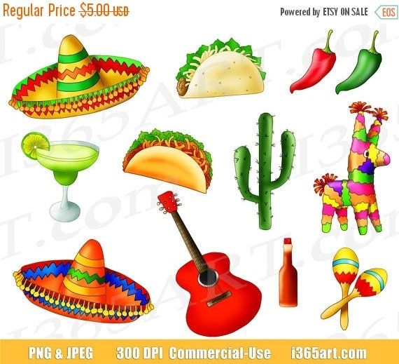 50 off mexican fiesta clipart mexican fiesta clip art cinco de rh catchmyparty com mexican clip art pictures mexican clip arts edge borders