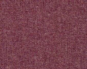 Pre-Sale: BURGUNDY from Essex Yarn Dyed Metallic Collection