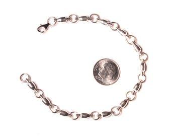 Fishing Bracelet - Grand Slam - Solid Sterling Silver 925