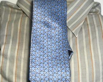 LANVIN PARIS, Silk, Neck-Tie, Made in FRANCE